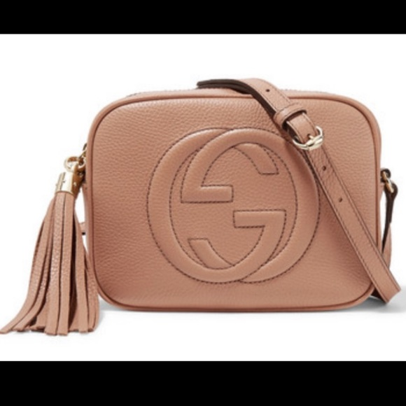 Gucci Handbags - Gucci soho disco bag